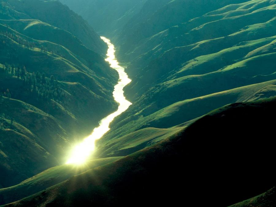 river-flowing